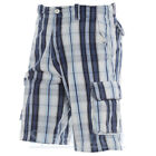 Soulstar Twill 311 Checkered Combat Shorts  Mens Size