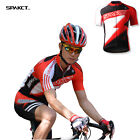 Spakct Cycling Bike Bicycle Short Jersey Short Sleeves - Lightning Red New
