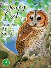 TAWNY OWL COUNTRY WILDLIFE METAL PLAQUE SIGN OTHER ANIMALS LISTED 3 SIZES 1266