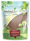 Food To Live ® Broccoli Seeds for Sprouting — Kosher