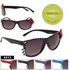 Adult Size Kitty Whiskers & Bow Asst Colors Sun Glasses 100% UV Protection Hello