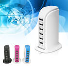 Universal 6 USB Port 2.1A Travel Wall Charger Quick Charging Station US Plug