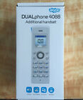 RTX DUALphone 4088 Handset Skype Landline Cordless Phone New