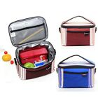 5L Portable Thermal Picnic Lunch Bag Adult Kids Office School Food Storage Box
