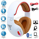 Wireless Bluetooth Headphones Stereo Headsets Call MIC For All Mobile Phones PC