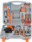 New NORTON TOOL KIT/ BITS/ DRIVERS/ HAND TOOL with Case great for DIY