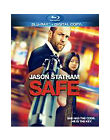 Safe (Blu-ray Disc, 2012, Includes Digital Copy) NEW