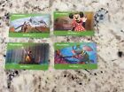 4 Walt Disney World 1park per day passes