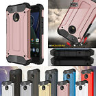 For MotoRola MOTO G5 PLUS Hard Case Cover + 1x Tempered Glass Screen Protectors