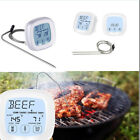 Touch Screen Cooking Thermometer Oven BBQ Touchscreen Digital Meat In With Probe
