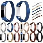 Milanese Loop Tracker Stainless Steel Strap Watch Band for Fitbit Alta Watch