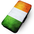 Worn Flags -Faux Leather Flip Phone Cover Case #2- Britain United Kingdom Wales