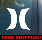 Hurley Vinyl Decal Sticker car surfing surf board clothing x games