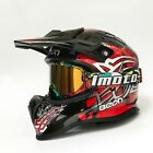 motorcycle helmets goggles - Motocross Helmets Motorcycle Full Face MTB Bicycle Downhill Mountain Dirt Bike