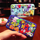 3D Toy Story Monsters University Soft Silicone Case Cover For Various Phones