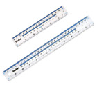 Helix Rulers: 15cm, 30cm & 30cm Folding Ruler *CHOOSE FROM MENU, FREE P&P*