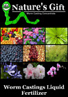 CARNIVOROUS PLANT, WORM CASTING EXTRACT CONCENTRATE, ORGANIC FERTILIZER