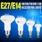R39 R50 R80 LED Reflector Lamp Replacement Bulb Light Warm & Cool E27 E14