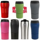 Dexam Mighty Mug Solo Travel Mug Thermos Flask Won't Spill 350ml, 4 Colours