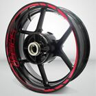 Motorcycle Rim Wheel Decal Accessory Sticker for Triumph Speed Triple R $53.07 USD on eBay