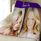 CUSTOM PHOTO BLANKET Personalized Bedding & Throws by In HomeDesign-Great Gift   image