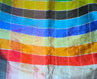 "HANDLOOM SILK DUPION  63 COLOURS -54""/137 cms WIDE - SAMPLES AND LENGTHS"