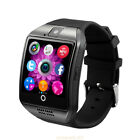 2017 NEW Bluetooth Touch Screen Smart Watch Q18 For Android mobiles & iPhone UK