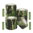 Animal Vet Camo Wound Cohesive Bandage Tape Pet Dog Cat Self Adherent Wrap Tape