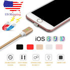 US 3/6/10ft Magnetic Adapter LED USB Charger Cable Line For iPhone 5 6 6s 7 Plus