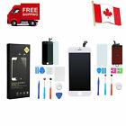 """iPhone 6 Screen Replacement 4.7"""" White LCD Touch Screen + Glass Screen Protector"""