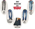 Brand New Original LEVIS 505 REGULAR STRETCH FIT JEANS