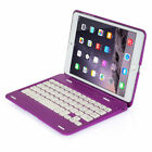 Wireless Bluetooth V3.0 Keyboard Case Cover With Rotating For iPad mini 1