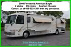 2000 Fleetwood American Eagle Class A Motor Home Diesel Pusher Coach Used RV MH