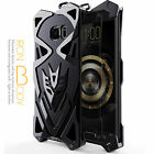 SIMON Shockproof Heavy Duty Aluminum Metal Case Cover For Samsung Galaxy Phones