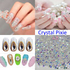 Crystal Pixie Posh Micro Zircon 1.2mm Mini Nail Art Bling Rhinestones 3D