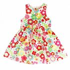 Baby Girl Party Dress - Flower Print