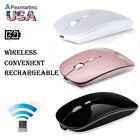 2.4GHz Wireless Optical Mouse Mice  USB Receiver for PC Laptop Macbook Air/ Pro