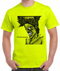 THE CRAMPS Bad Music For Bad People T-Shirt Punk - Psychobilly Poison Ivy S-XXL