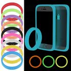 Universal Silicone Bumper Case Luminous Protective Rubber Bracelet for iPhone 6s