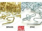 Pencil Pleat Curtain Brass & Zinc Metal Hooks, High Quality Metal Hooks