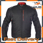 Oxford Toledo 1.0 Waterproof Motorcycle Motorbike Sports Jacket - Tech Black