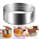 13 Shape Mousse Cake Mold Biscuits Mold Convenient Stainless Steel Cook Cutter
