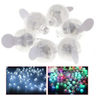 100x Batteries Powered Mini LED Balloon Light Lamp Christmas Halloween Decor New