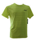 Asics Men T-Shirt Resolution - Sportshirt - Yellow - Größe L - 335122