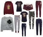 PRIMARK Ladies Girls HARRY POTTER HOGWARTS PAJAMAS PYJAMAS PJ Collection UK S-XL