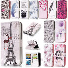 LUXURY SHOCKPROOF FLIP WALLET PU LEATHER CASE STAND COVER FOR APPLE IPHONE 8