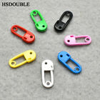 100pcs Plastic MIX Colorful Safety Pins For Label Tags Fastener Charms Baby Show