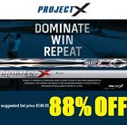 Project X Pxv Shaft .335 Choose Your Flex + TaylorMade M1 M2 Adapter + Grip