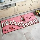 Moomin Little My Kitchen Mat Room Rug Bathroom Door Floor Carpet Japan T6045