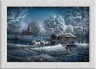 Terry Redlin MORNING_FROST HD Art printed on canvas home decoration painting